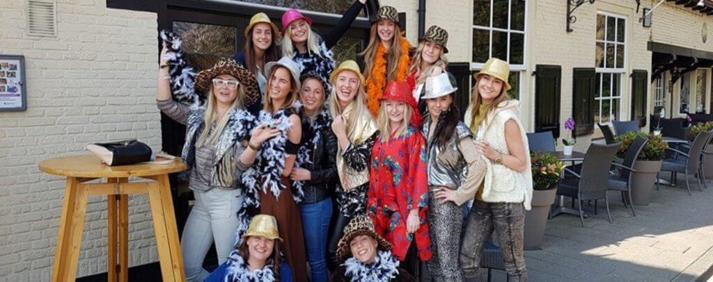 Gooische vrouwen party vrijgezellenfeest