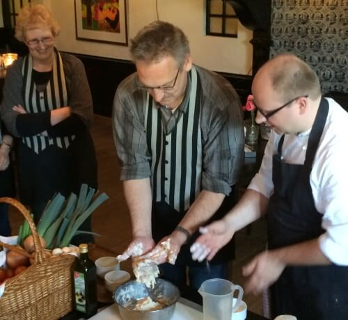 pizzaworkshop in deldense twente