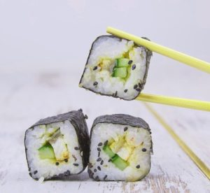 Sushi workshop twente