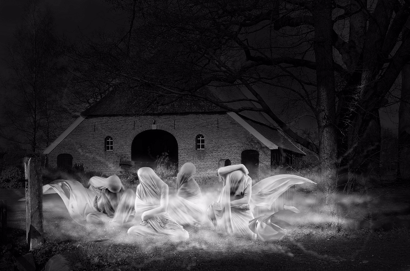 halloween-spooktocht