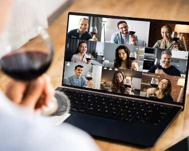 Online uitje activiteit bedrijfsuitje